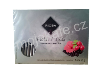 Rioba ovocný čaj Fruit Tea 50ks
