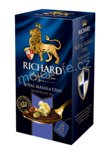 Richard černý čaj Royal Masala Chai 25ks