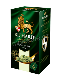 Richard bílý čaj Royal White Tea 25ks