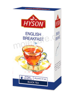 Hyson černý čaj English Breakfast 20ks